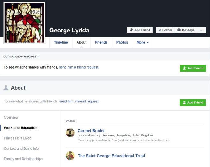 George Lydda